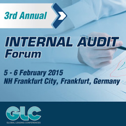3rd Annual Internal Audit Forum 2015